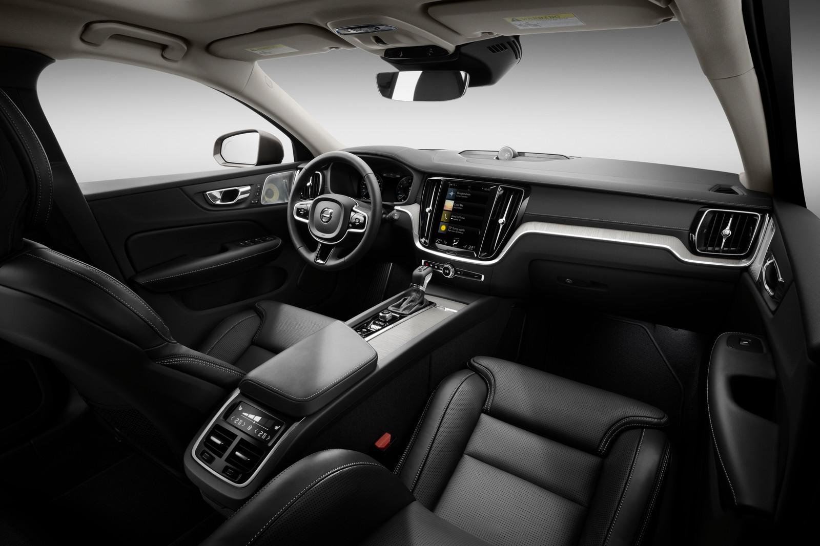 Der neue Volvo V60 (2018)