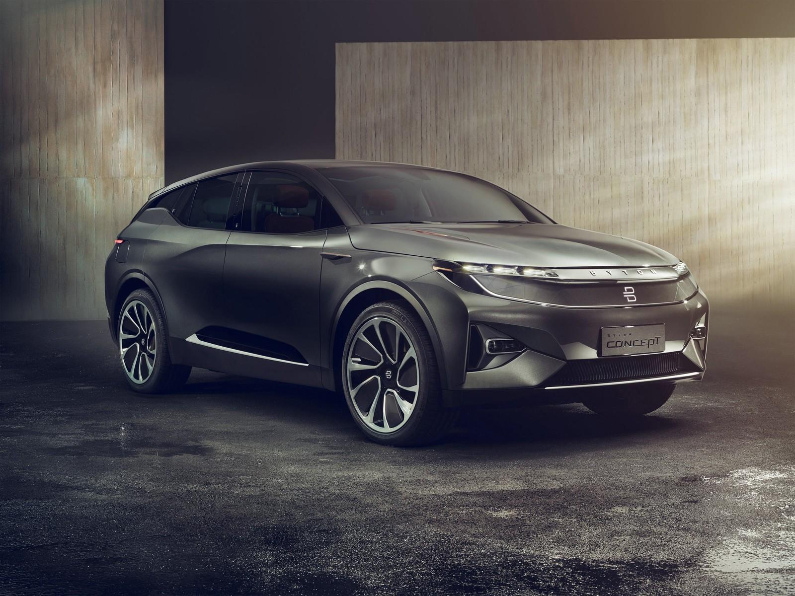 Neue Elektroautos Fur 2018 Und 2019