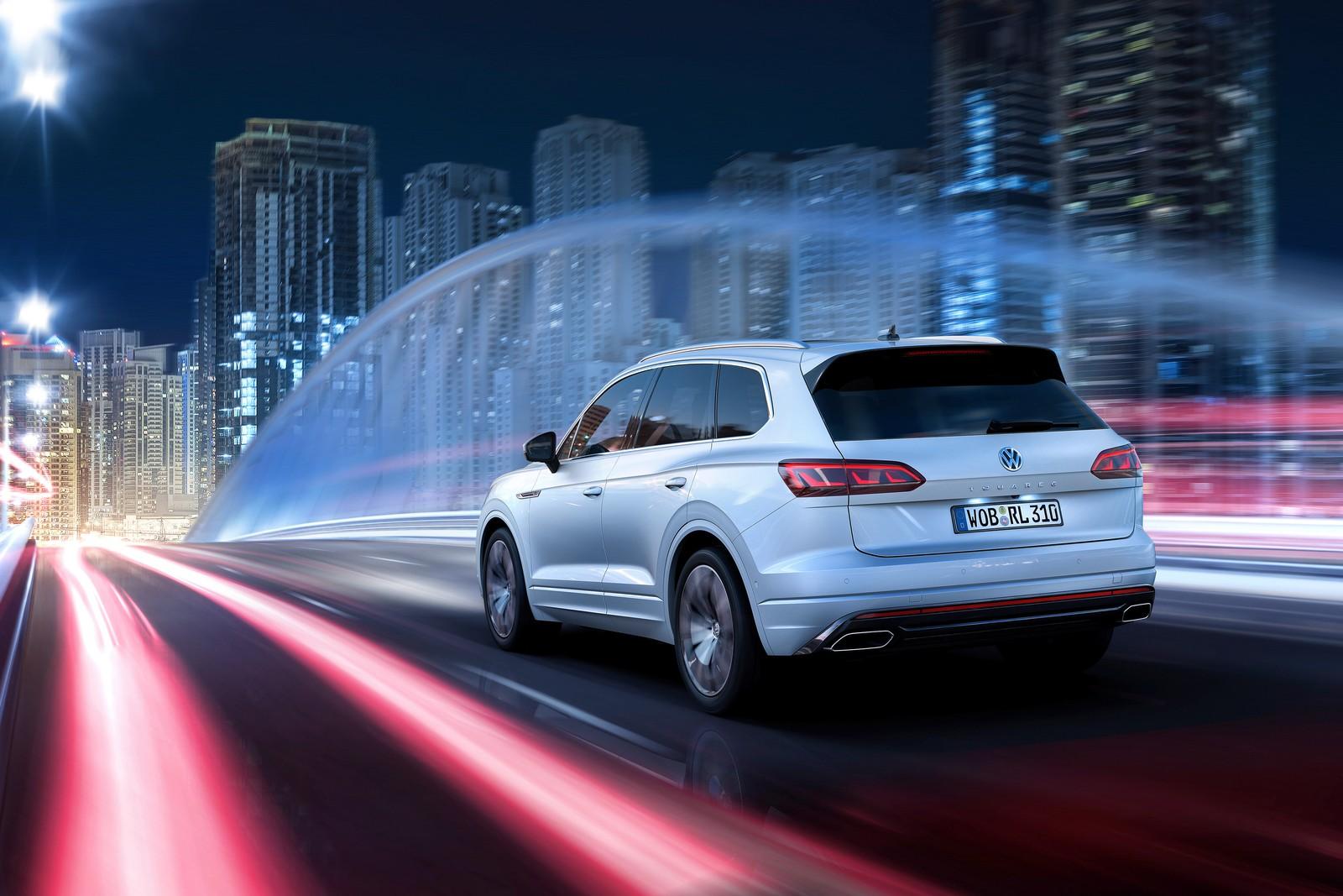 Vw Touareg 3 Generation Das Volkswagen Suv Ist Gewachsen Und Kommt