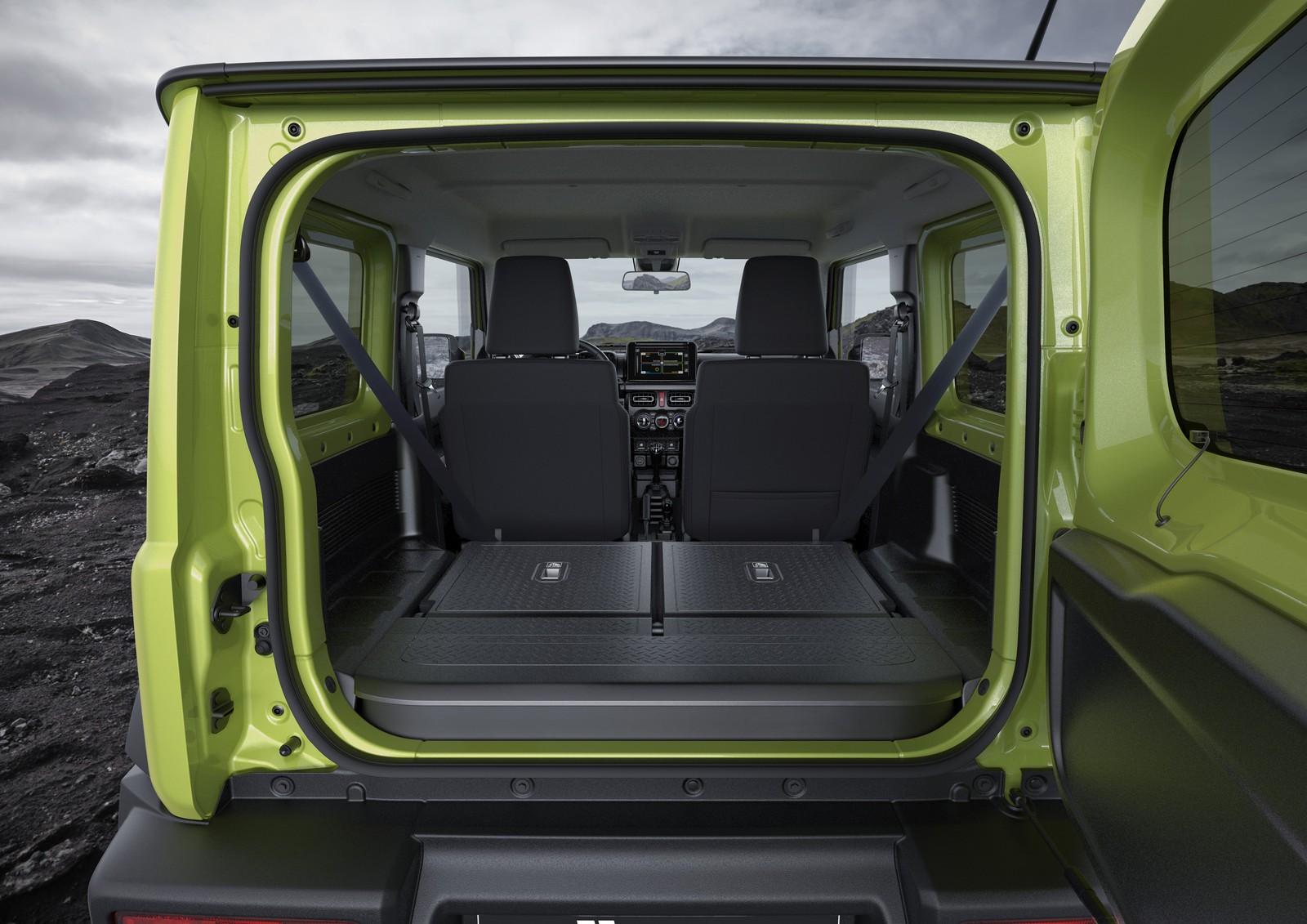 Neuer Suzuki Jimny 2018 Nach Rund 20 Jahren Kommt Die Neuauflage