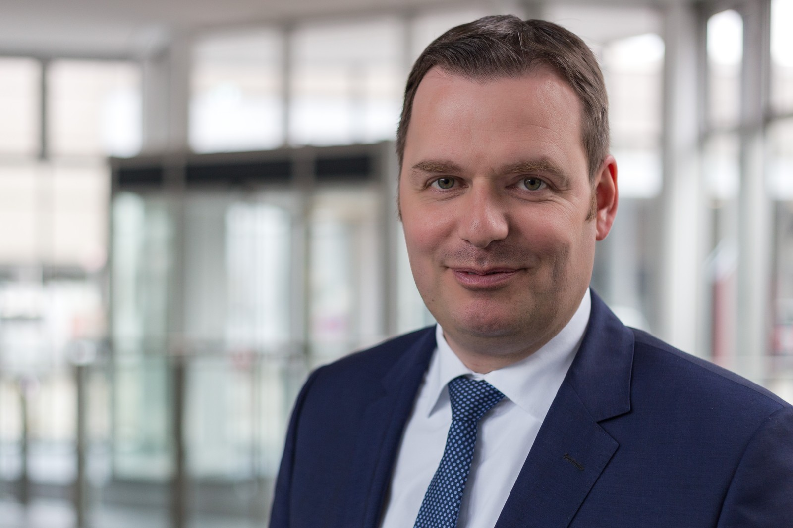 Jochen Schmitz, Leiter International Fleet der Volkswagen Financial Services AG