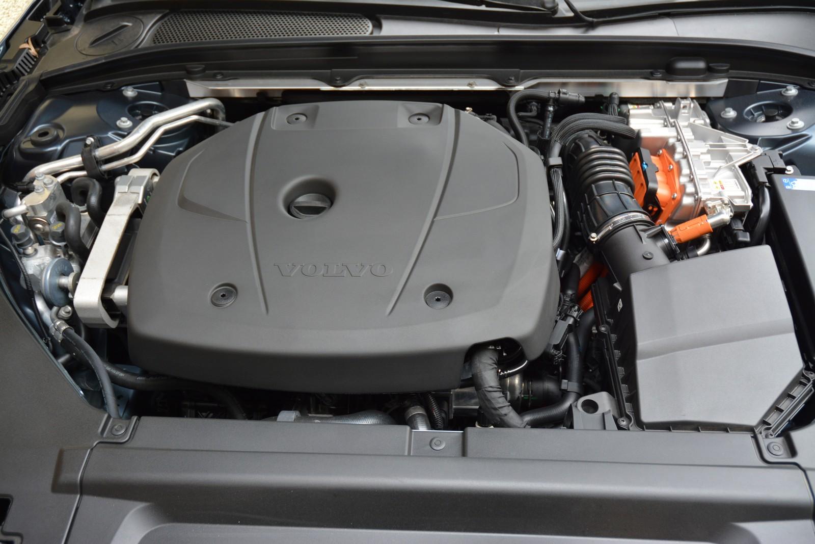 Volvo V90 Fahrbericht Von Bfp Fuhrpark 2019 Als Motorisierung T8