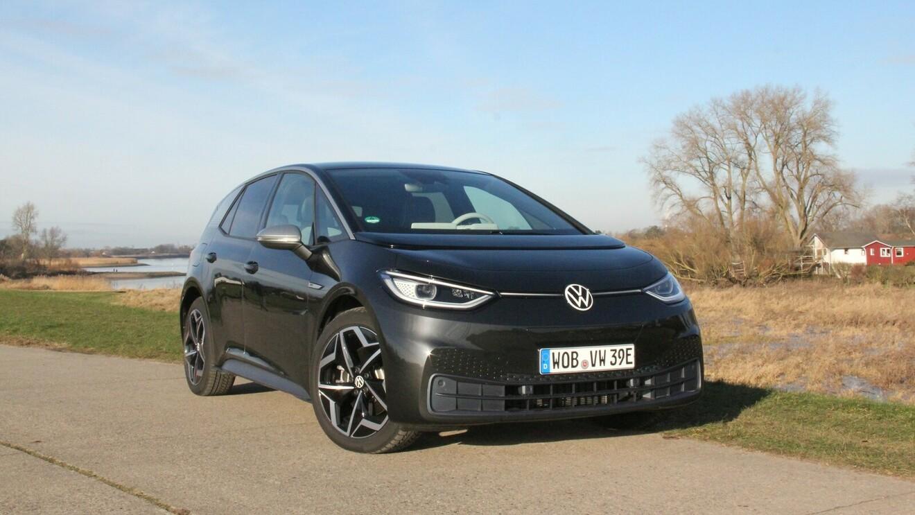 Elektro-Kompakter aus Wolfsburg: VW ID.3 im Test