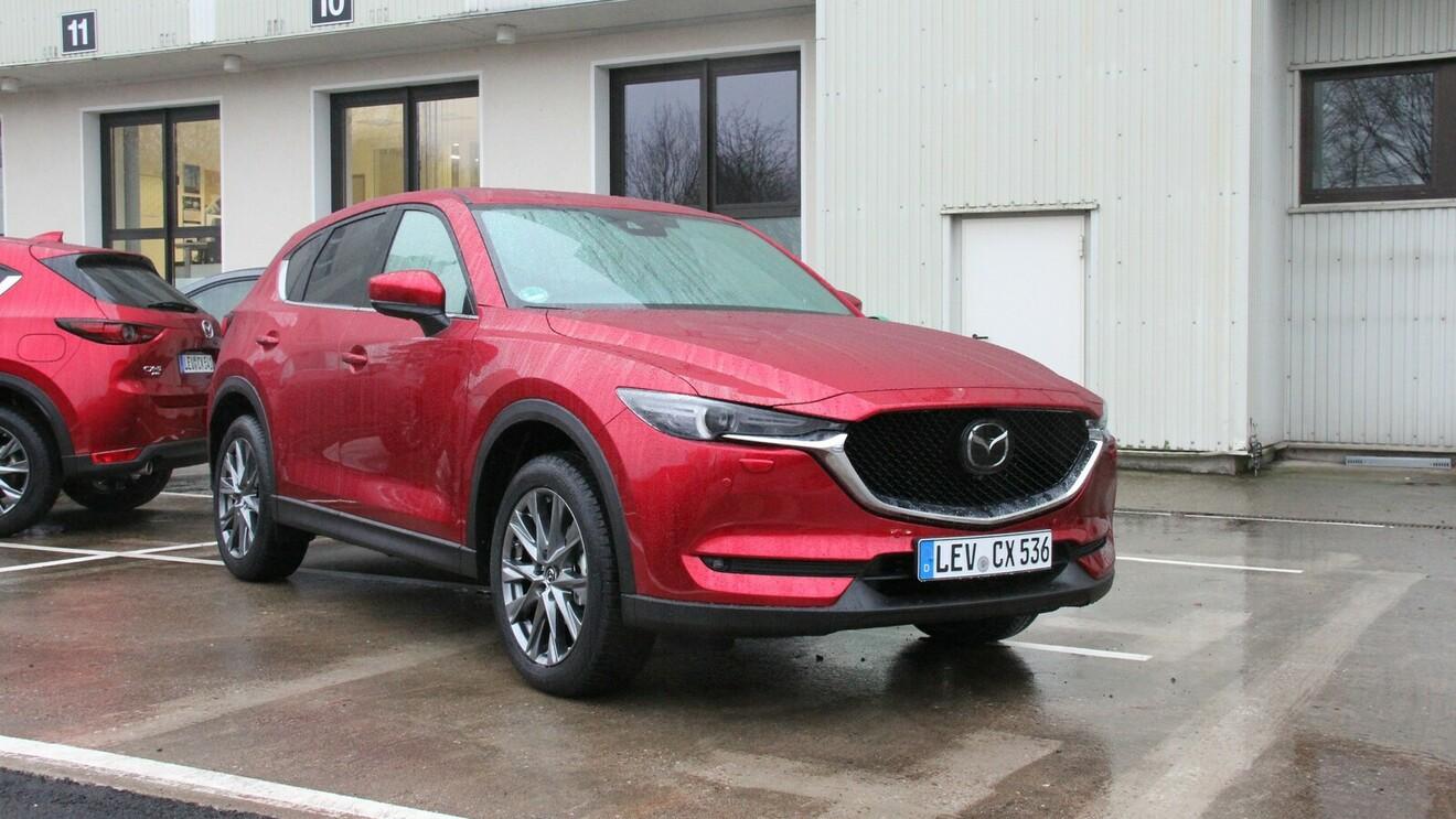 Mehr innere Werte für den Mazda CX-5