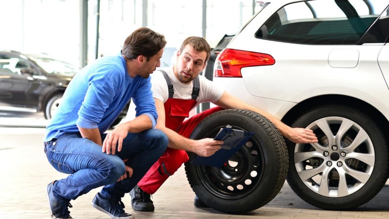 Reifenmanagement: Helfer aus dem Handwerk