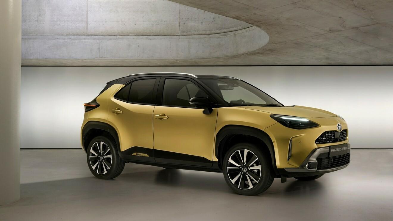 Toyota startet Vorverkauf des Yaris Cross
