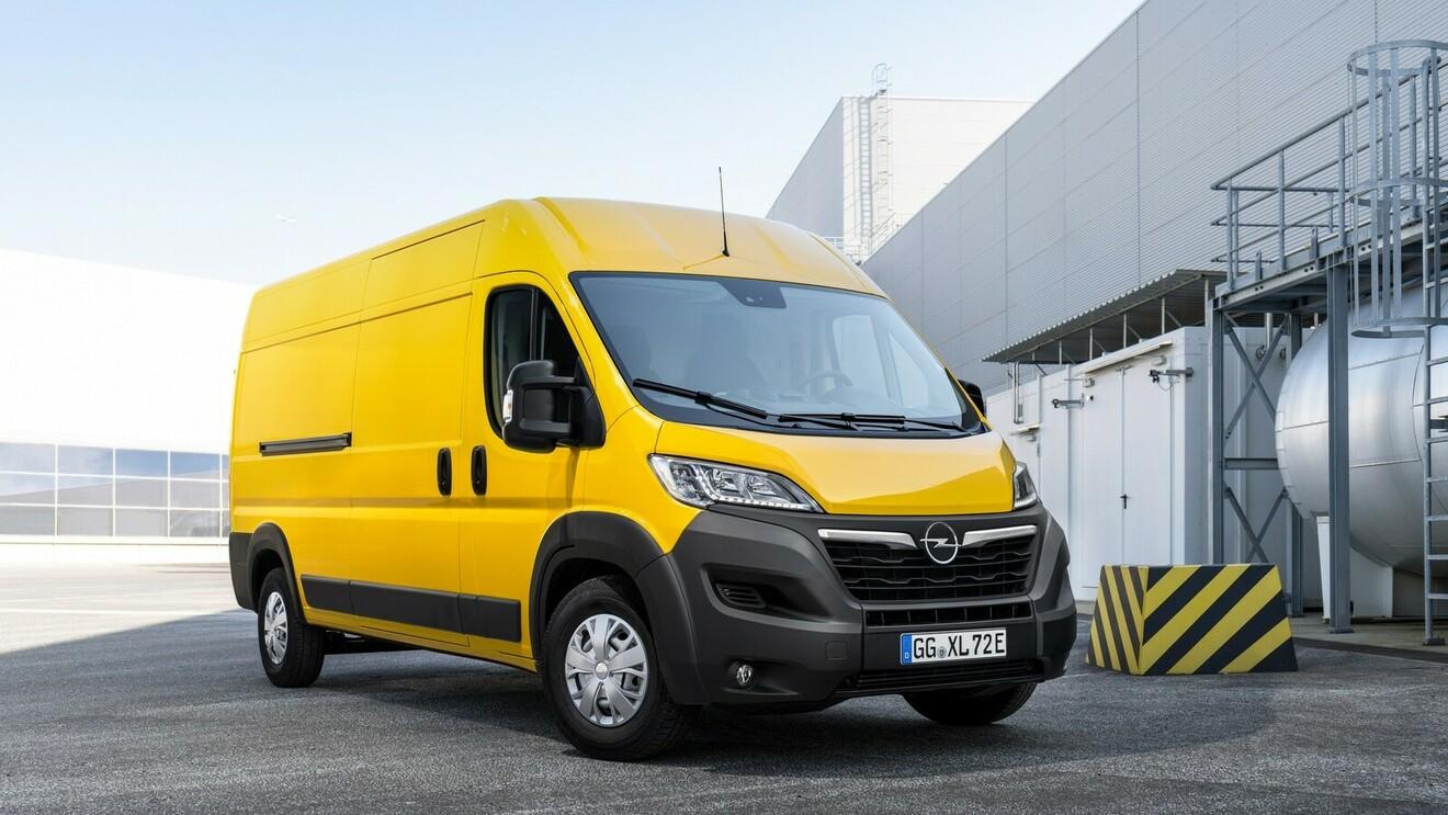 Der neue Opel Movano hat nichts mehr vom Renault Master