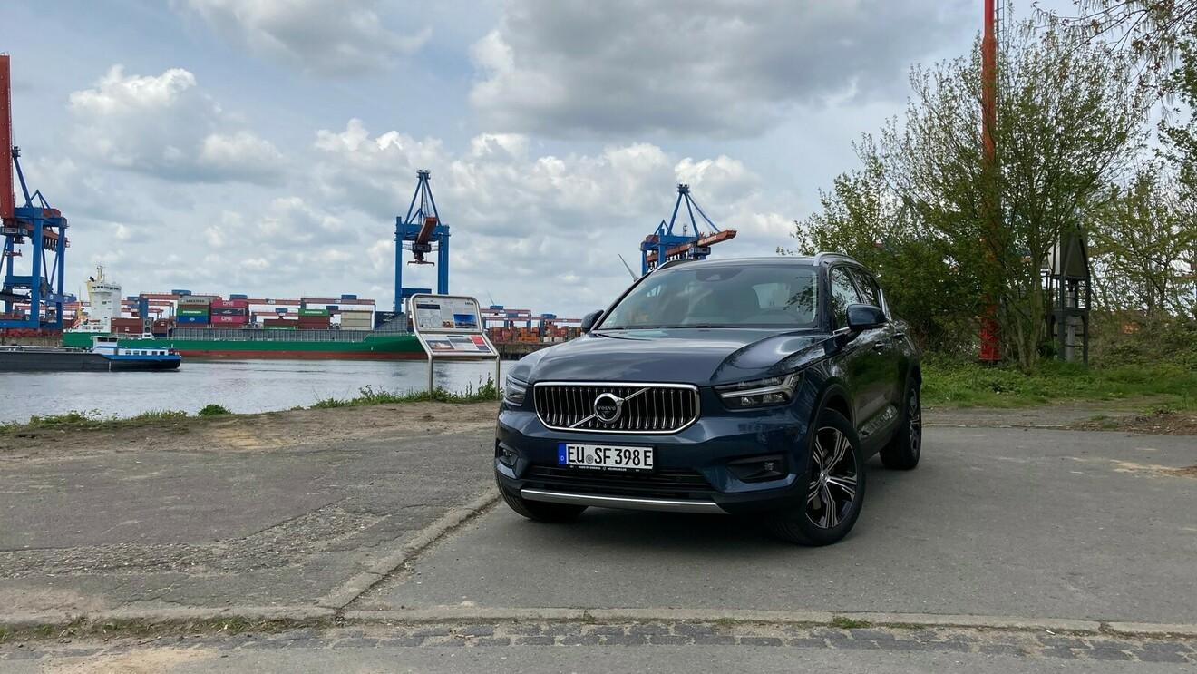 Plug-in-Hybrid im Volvo XC40? Die Basis reicht