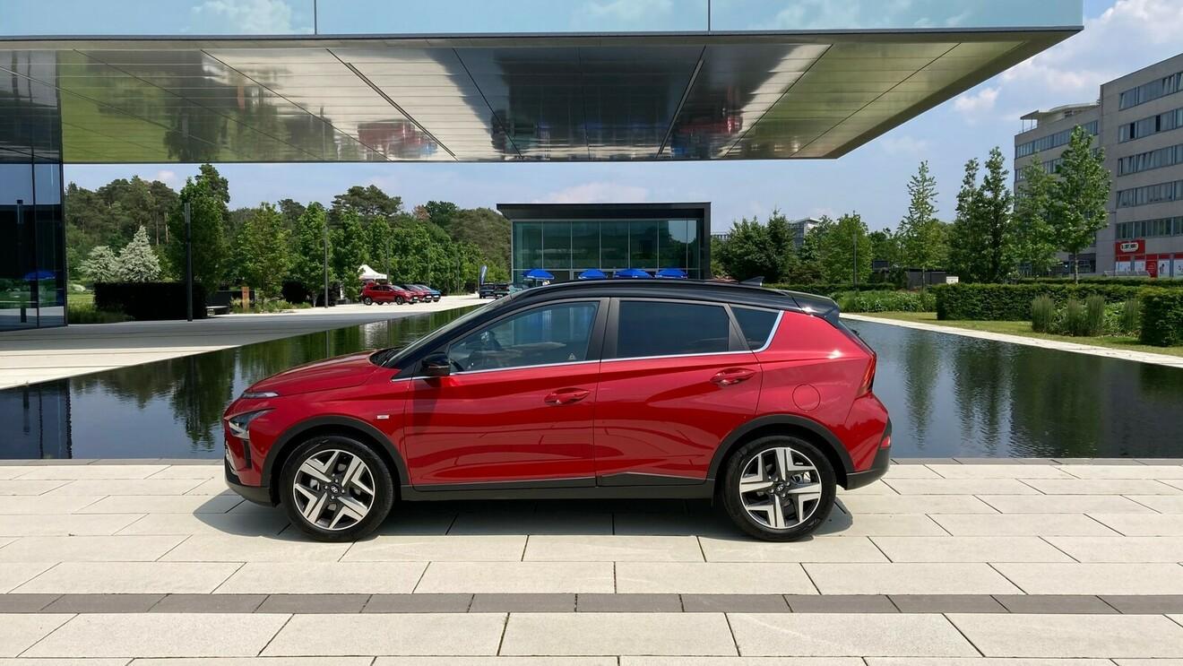 Neuer Hyundai Bayon: Charakterkopf mit Vorzügen