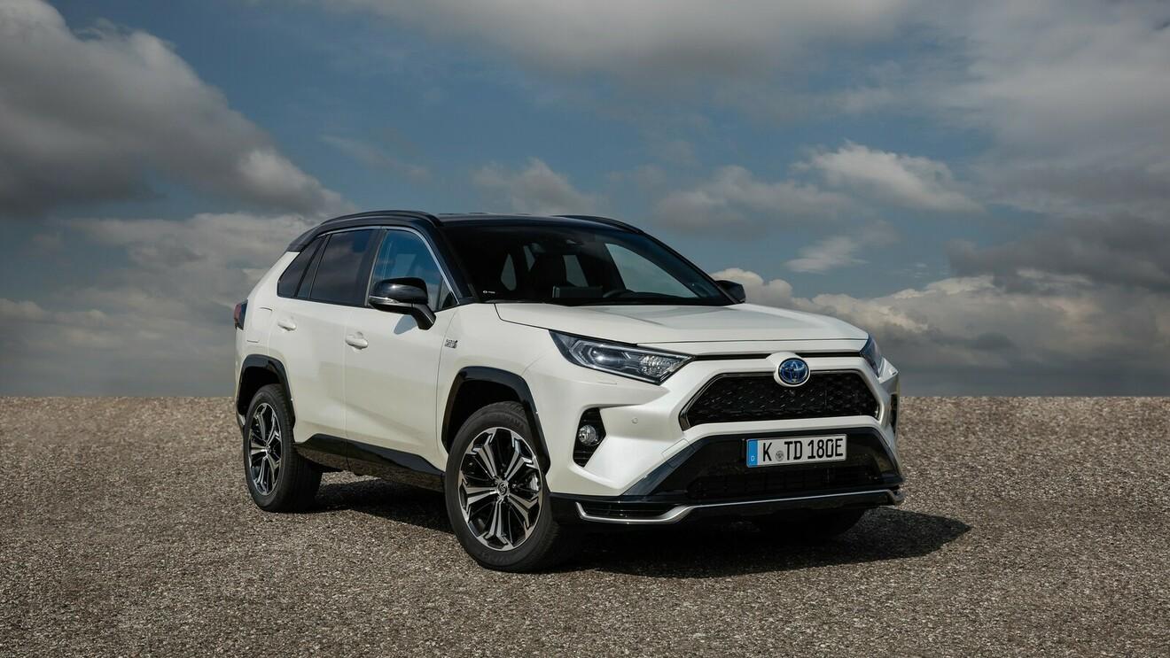 Toyota steigert Absatz in relevanten Flotten