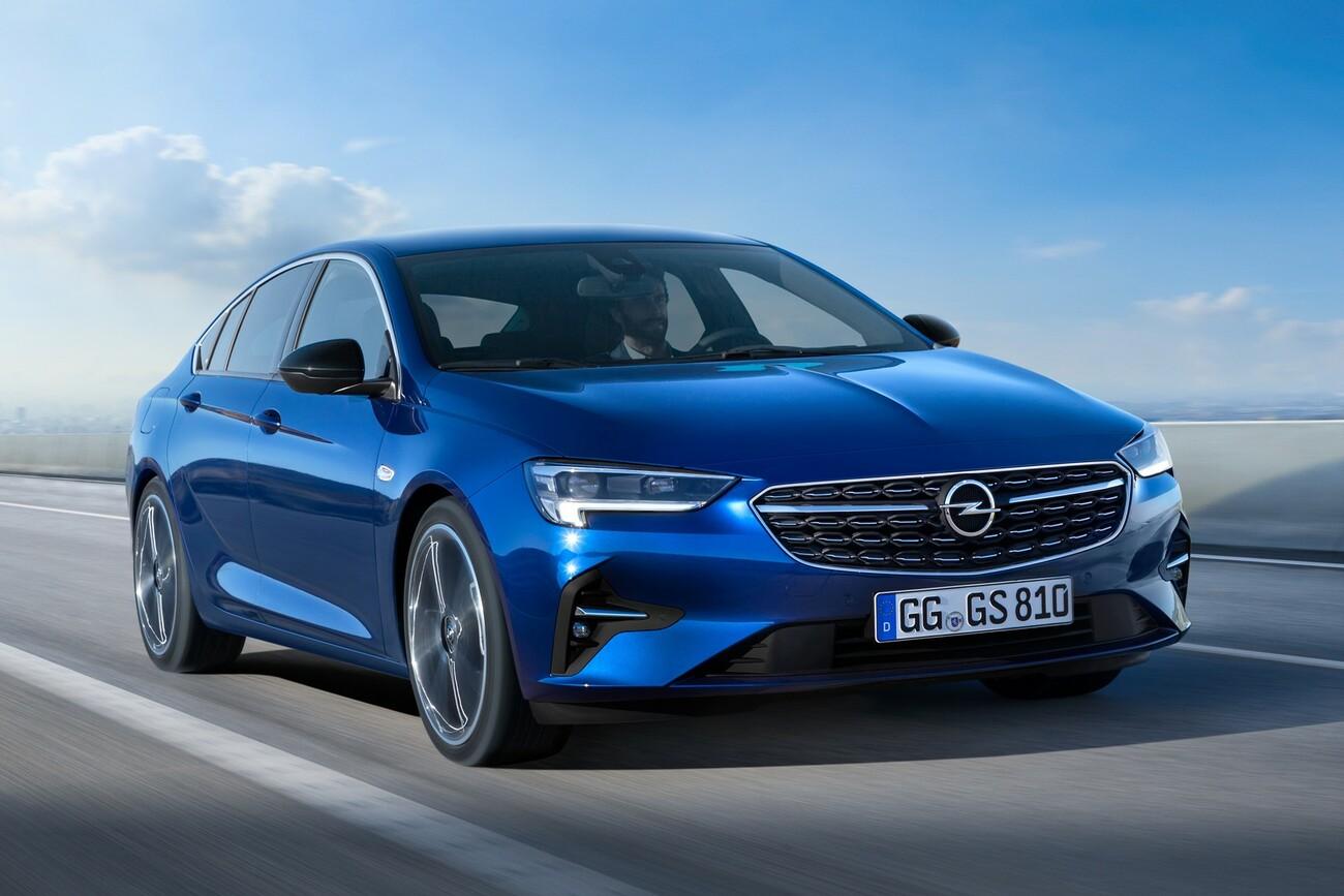 Opel Insignia Hinnasto