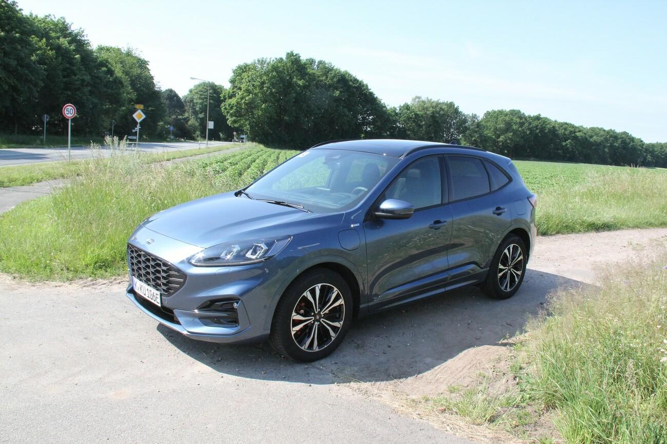 Viel Hybrid-Auswahl für Fords SUVs