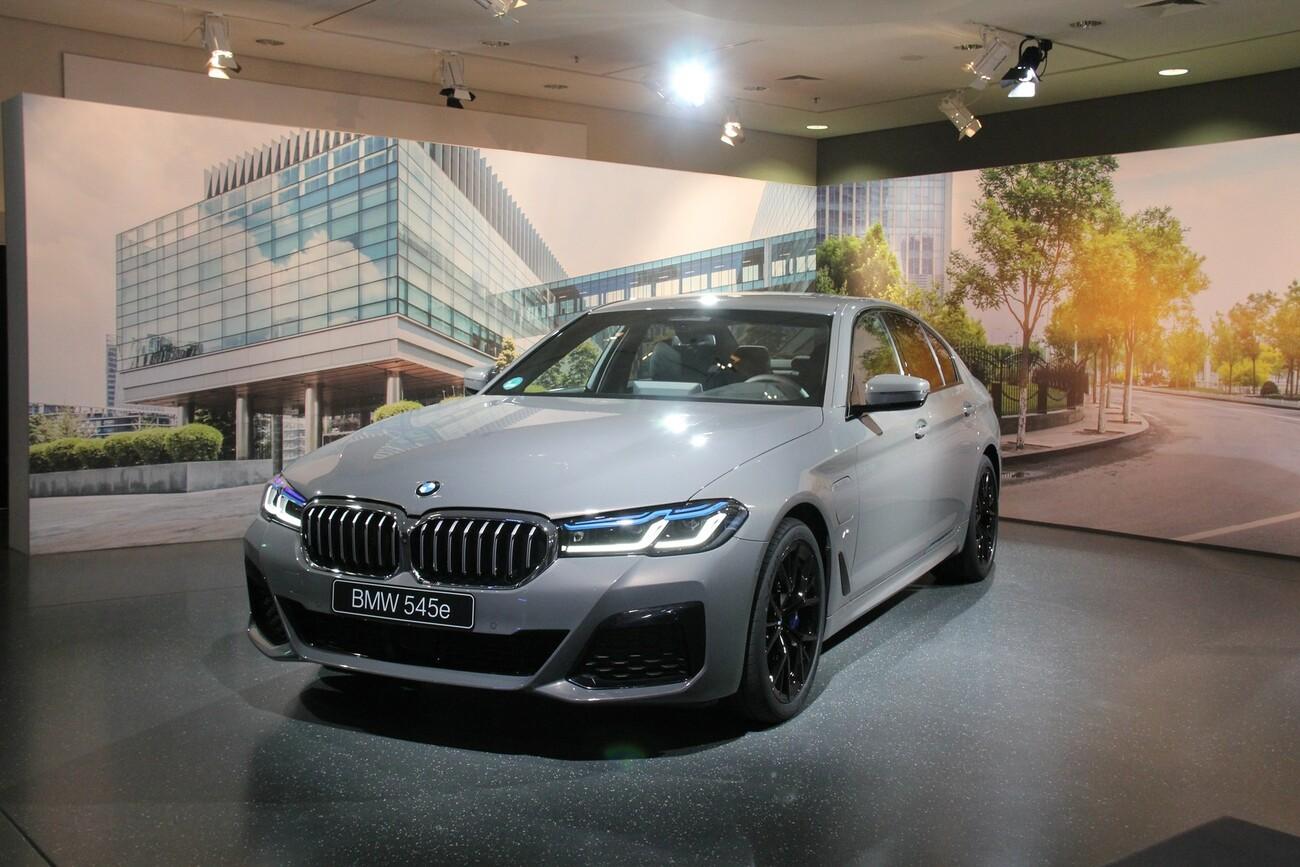 Power-Plug-in-Hybrid für den BMW 5er