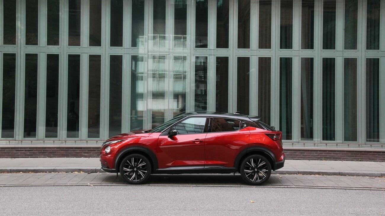 Individualistisch unterwegs im Nissan Juke