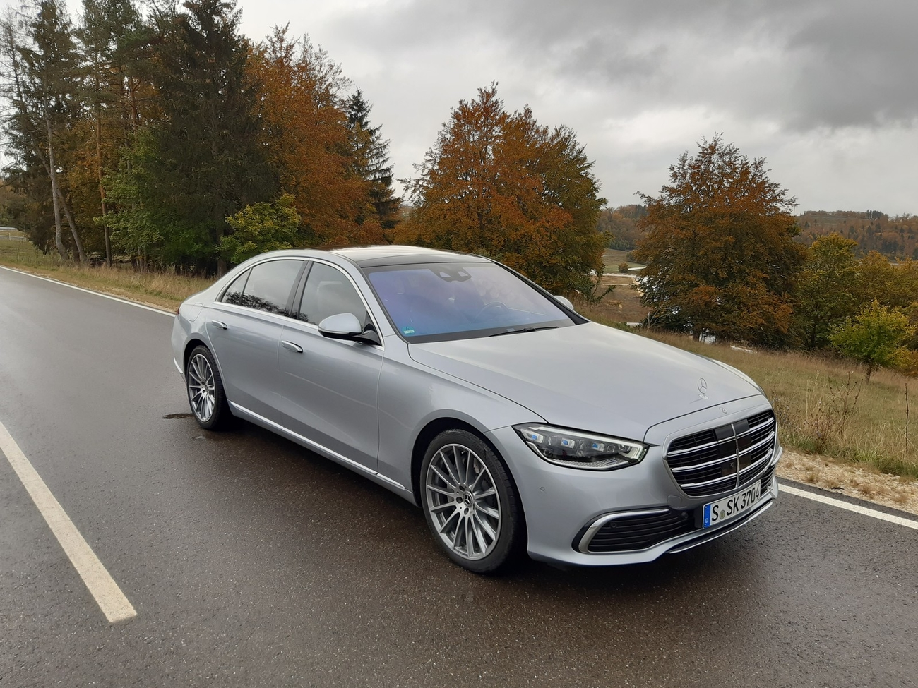 Mercedes S-Klasse: Neue Maßstäbe im Luxussegment