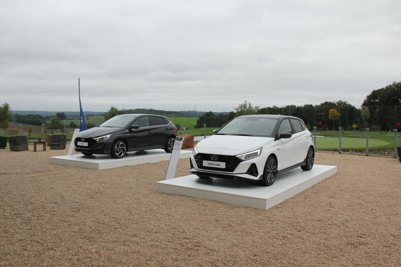 Neuer Hyundai i20: Einsteigen und wohlfühlen