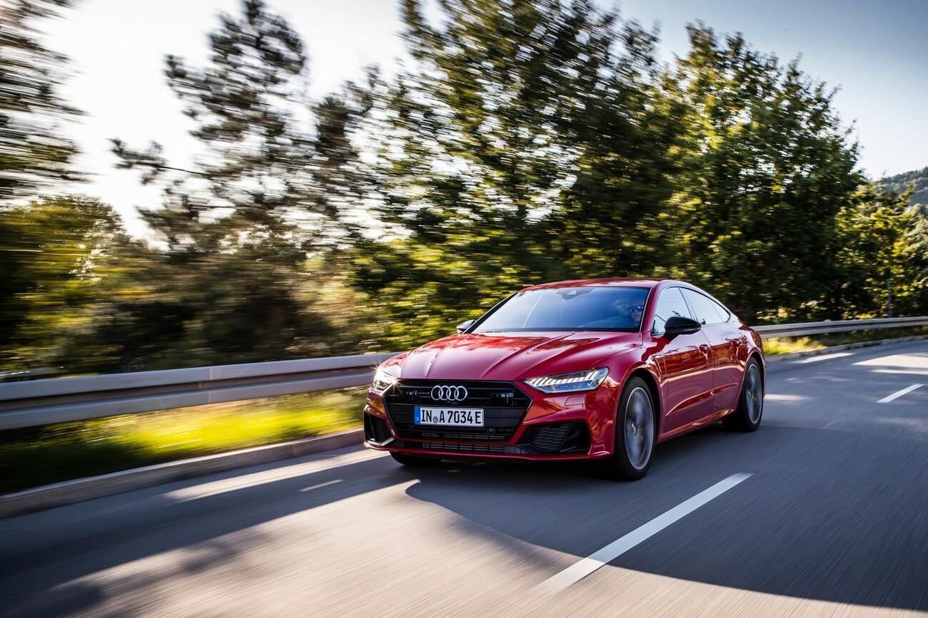 Audi A7 Sportback 55 TFSI e quattro: Der Gran Turismo unter den Plug-in-Hybriden