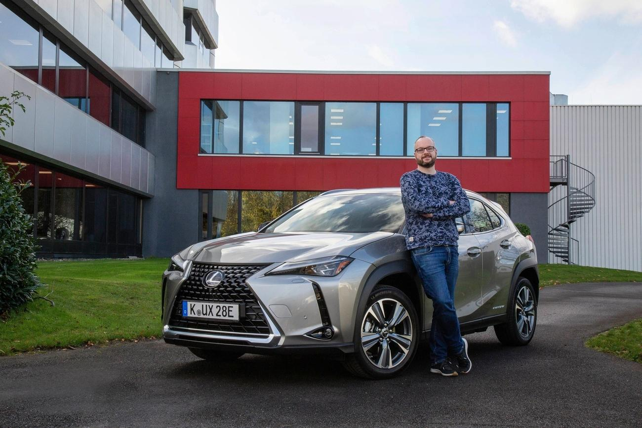 Lexus wird elektrisch: Erste Fahrt im UX 300e