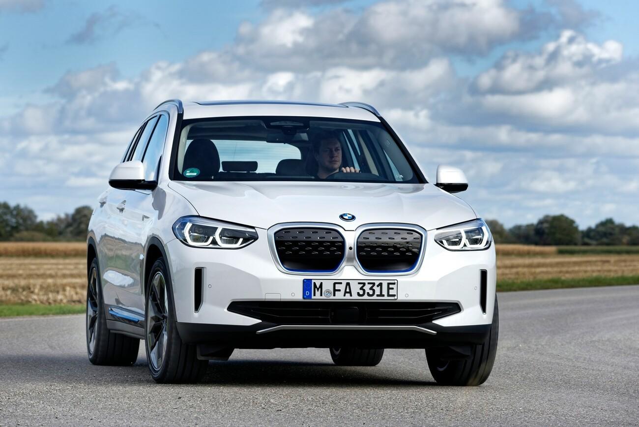 BMW X3: als iX3 fährt er elektrisch
