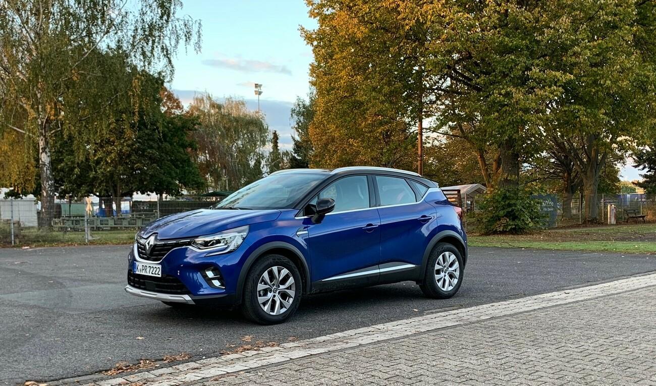 Renault Captur: Kleiner SUV ganz groß