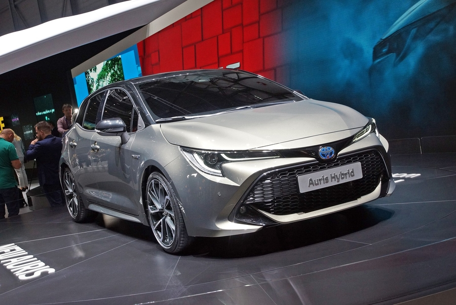 Toyota Auris in Genf (2018)
